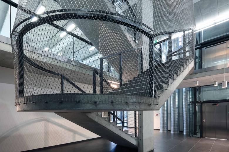 Významný architektonický prvek interieru